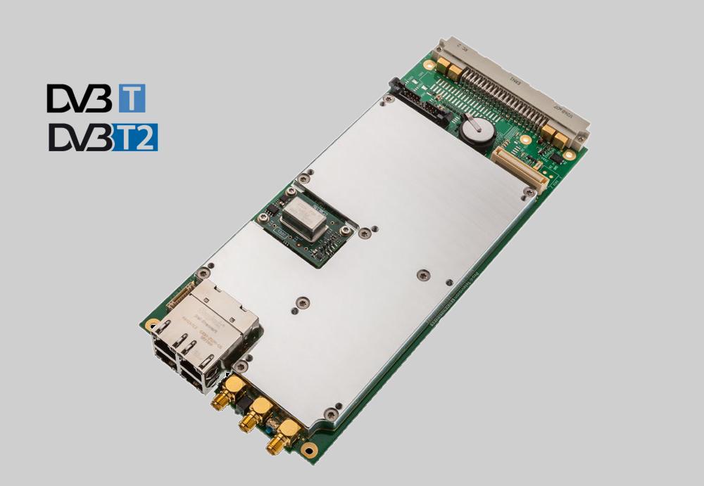 В DVB-T2/T передавачах задіяні надійні та ефективні модулятори Protelevision