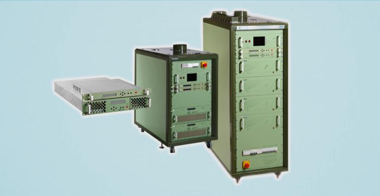 Лінійка DAB+ та DVB-T2/T передавачів від 100 мВт до 5 кВт